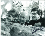 Maureen O'Brien and Peter Purves from DOCTOR WHO genuine signed autograph